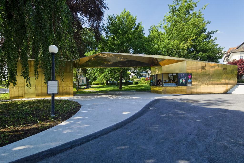 Pavillon Alpenquai, Zug