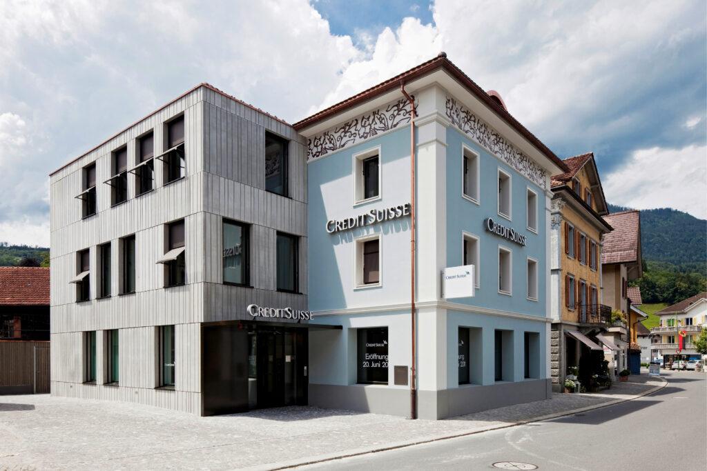 Bankfiliale CS, Sarnen