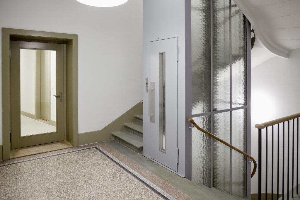 Wohnstudios St. Agnes, Luzern