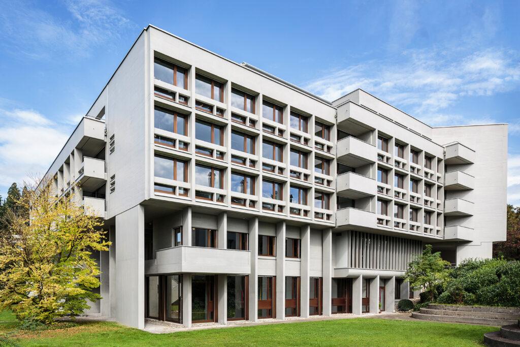 Bürohaus St. Beat, Luzern
