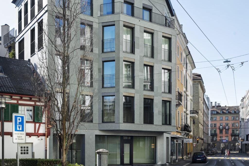Wohnhaus Stadthofstrasse